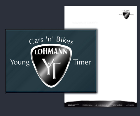 Lohmann Cars 'n' Bikes Young Timer